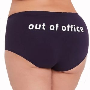 TORRID OUT OF OFFICE SEAMLESS BRIEF PANT
